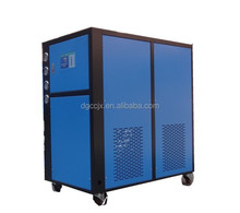 Portable commercial display showcase chiller for flower shop