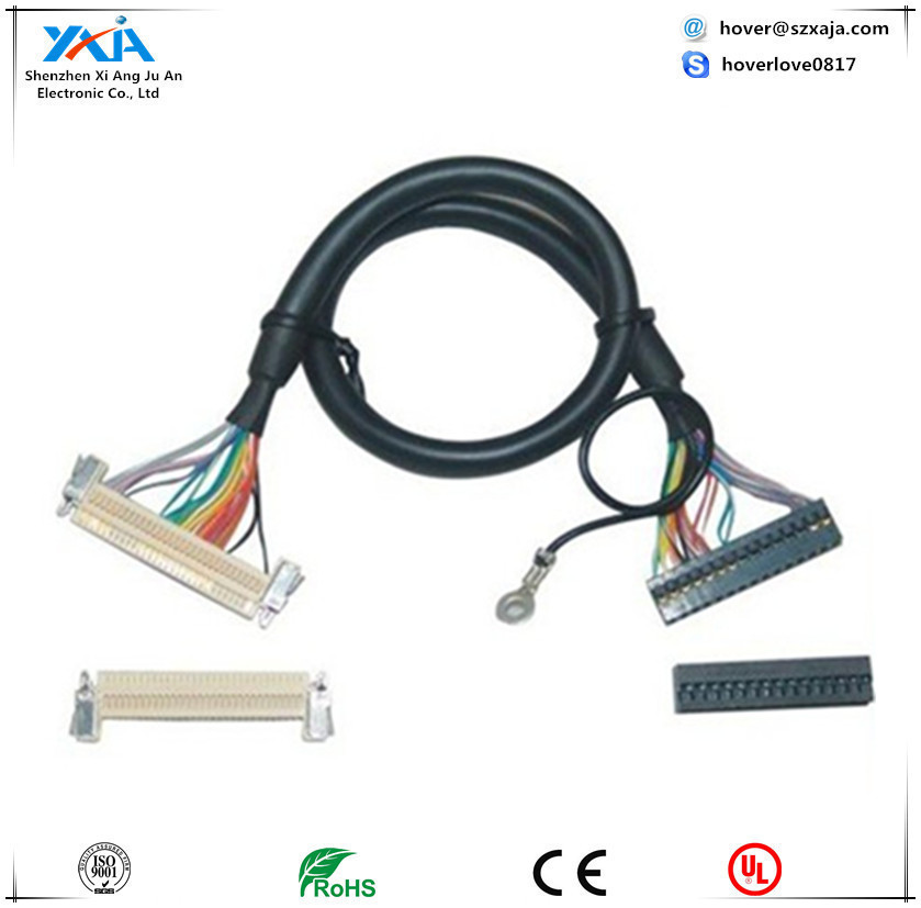 XAJA 40pin to 30pin led to lcd converter wifi router extension cable