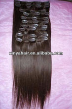 Fast Attach hair extension snap clips/ Fix on And Remove off Hair Extensions