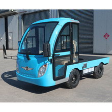 4 wheel electric trucks made in china