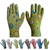 Flexiable 13gauge floral gardening gloves