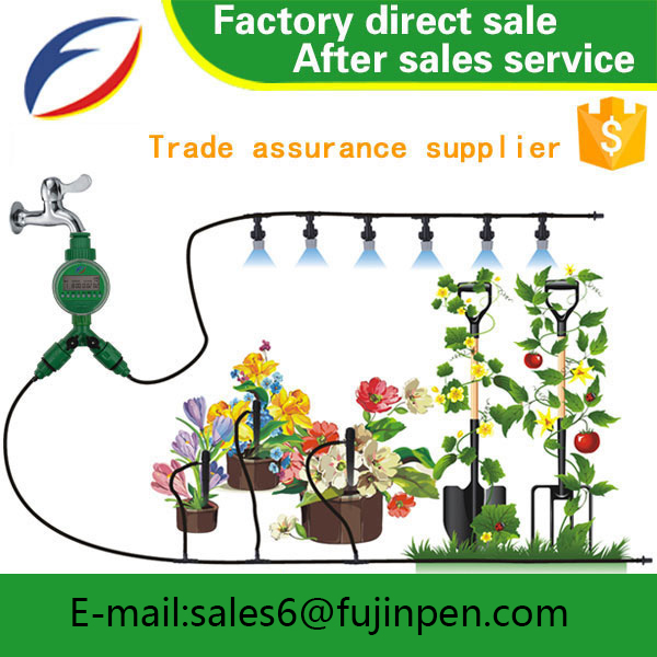Misting kits and small farm used misting cooling fog nozzle farm Irrigation system for sale sprinkler irrigation made in China