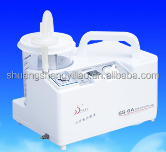 OEM ODM available Medical Electric sputum aspirator