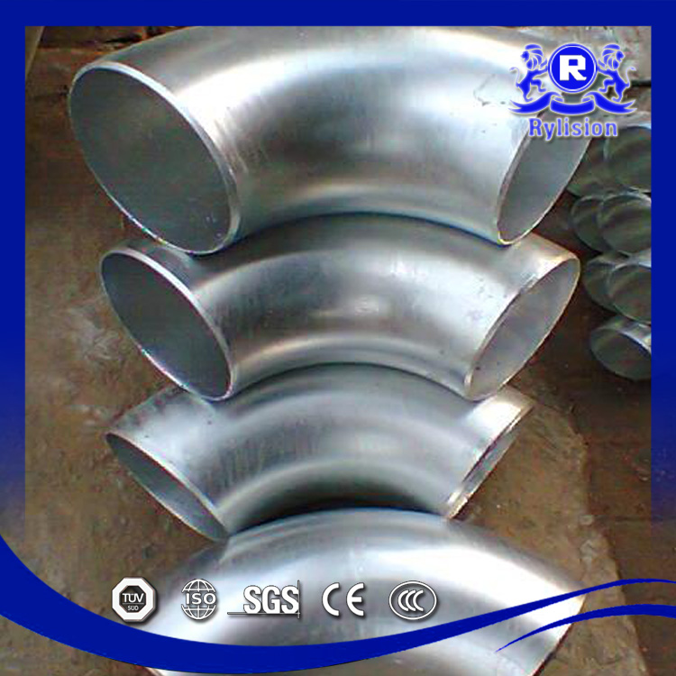 2.5*1220 F22 Stainless Steel 90 Degree Elbow
