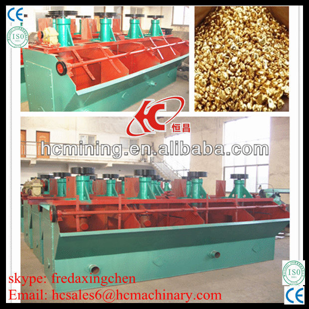 ISO/ CE quality Forseparation, ofnon-ferrous metals, mineral gold refining machine