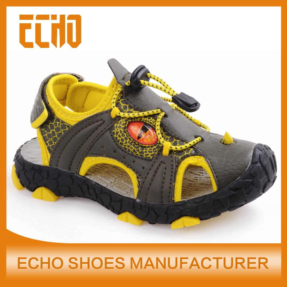2015 new fashion kids outdoor <strong>sandals</strong> durable climbing sports <strong>sandals</strong> for boys good fit lighted <strong>sandals</strong>