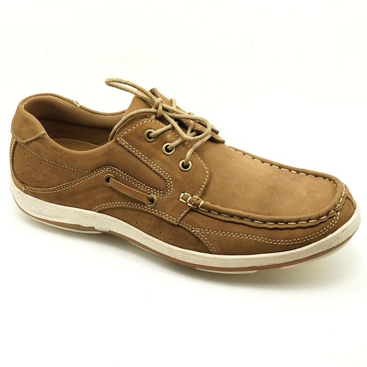 lace up thick soft sole classical designs mens height increasing casual shoes