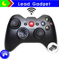2015 High quality 2.4G Wireless Android Gamepad Game controller for PC and Phone