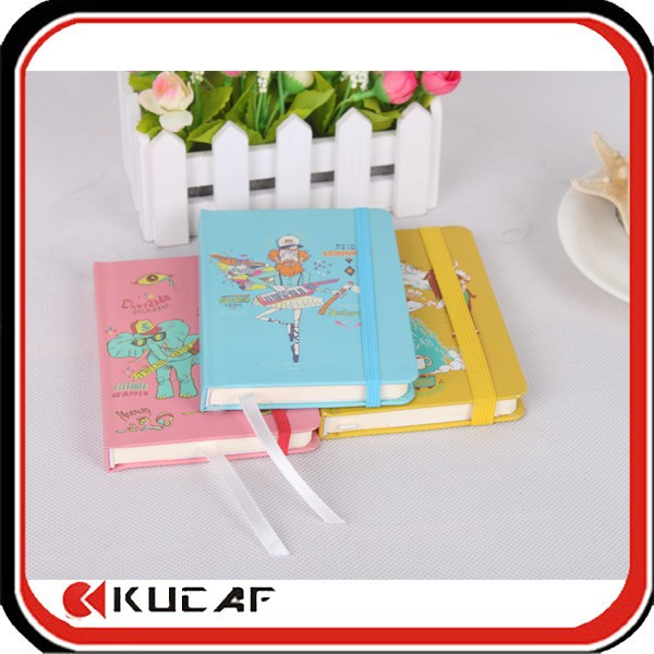 Hardcover paper notepad mini compisition notebooks bulk