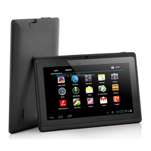 "7"" Tablet PCs Double camera WIFI OTG capacitive screen cheapest tablets 7 inches android."