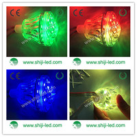 60mm amusement led for funfair lights 18leds SMD 5050 rgb point led