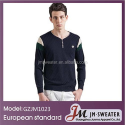 Hand knitted sweaters guangzhou factory product for 2015