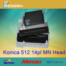 14pl konica512 print head for Oce CS6060/CS6100/Sun Neo Da Vinci/Skynet PC-series/HS-series solvent printer