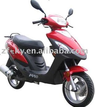 HY50QT-20 50cc motor scooter, eec scooter