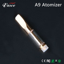 atomizer 510 thread skull e-cigarette no botton vape pen