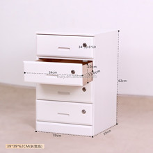 High quality cheap wooden filing cabinet with drawer for office