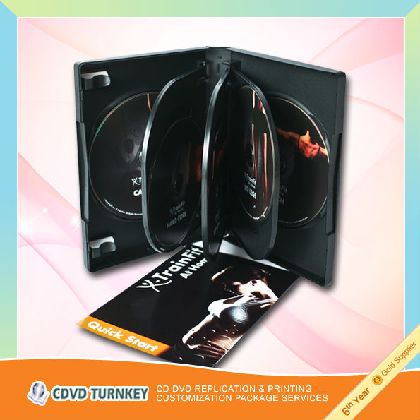 CD&DVD pick and pack