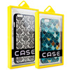 High-end PP Hard border +PVC box+inner care cell phone case packaging for 4.7 inches