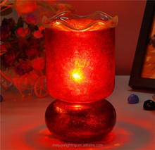 wholesale china supplier wedding decorative screw in candle holder oil burner /2015 new product B062