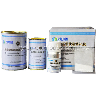 Hot selling! conveyor belt adhesive quickly repair!