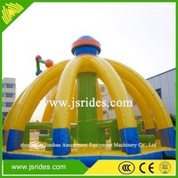 Custom inflatable tent kids inflatable jumping castle