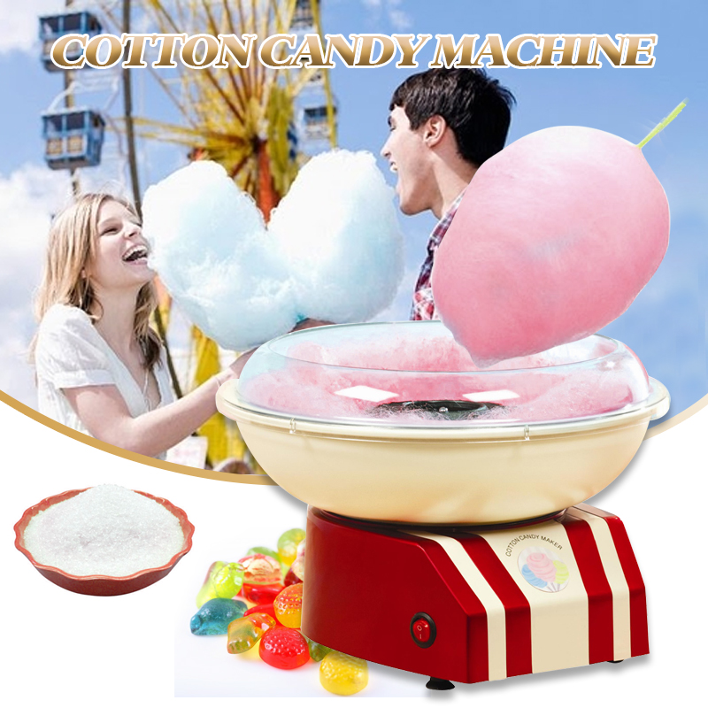 Mini family use healthy cotton candy machine For Promotion