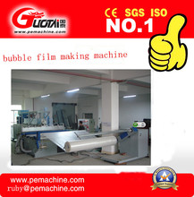 3 Layers Air Bubble Film Lamination Machine/Single Screw Extruder