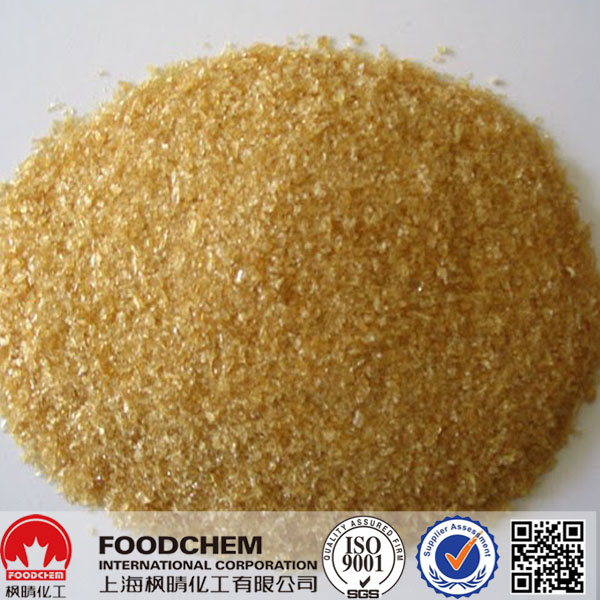 Halal Pharmaceutical Grade Gelatin Powder