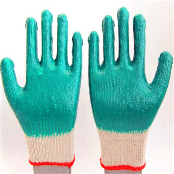 Latex Gloves cotton gloves labor glove