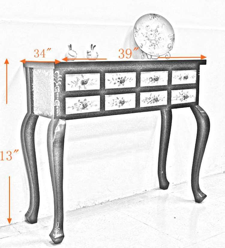 Antique salon ensemble vintage armoires couloir meubles - Marques de meubles ...