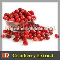 Nature cranberry extract (Anthocyanidins 1-25%, Proanthocyanidins 1%-70%)