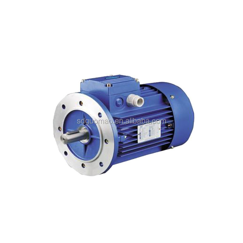 Aluminous shell single phase 1400 rpm motor
