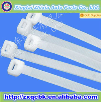 UL approved 94V-2 self locking Nylon Cable Ties made in China