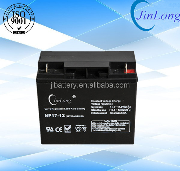 12v 17ah recharge ups battery with long service life