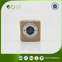 hotel OPP bag packaging logo printed alcohol free soap
