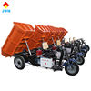 Cargo insulated vehicle truck electric tricycle bike new model sri lanka tricycle with wagon