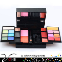 23 very fashional color makeup kit for girls to make more beautiful all shimmer