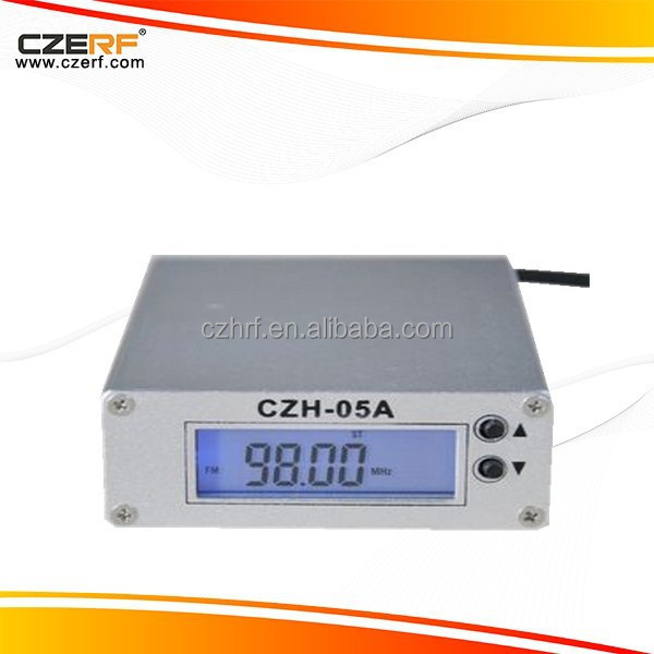 CZH-05A 0.5W FM Transmitter with Small Powerful Subwoofer