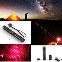New arrival laser pointer jd 303 mini red laser pointer long distance control best gift for outdoor activities