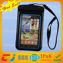 waterproof bag cover for samsung galaxy s2 i9100