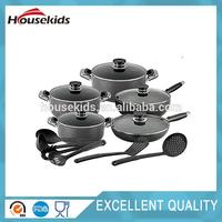 Multifunctional titanium cookware made in China HS-CJS006