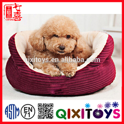 Wholesale luxury pet outdoor dog bed with different sizes