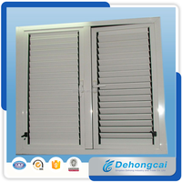 High Quality Aluminum Adjustable Glass Window Louver