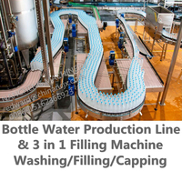 Complete Industrial Drinking Water Production Line
