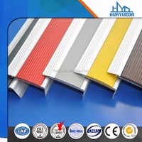 China 6000 Series Customized Decoration Usage Aluminum Angle Extrusion Profiles
