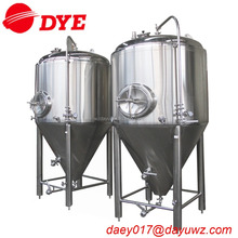 1000l stainless steel beer fermenter tank for sale