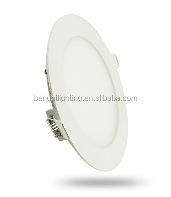 12W Round LED Down Light Recessed Ceiling Panel Fixture Bulb Lamp + Driver