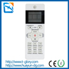 Air conditioning remote control for solar airconditioner for homes