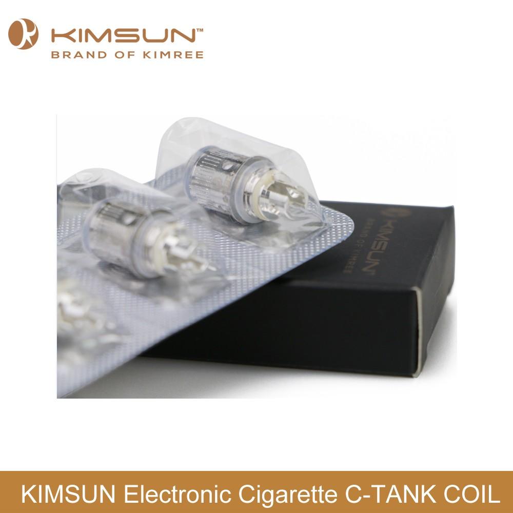 Kimree Vape Mod E-cig Mod C-Tank Series Clearomizer Replaceable Vape Coil 5pcs/pack Ni200