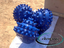 "chenpeng good price well drilling machine stock 8 1/2"" TCI tricone bit for oil well drilling with best quality"